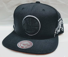Load image into Gallery viewer, Mitchell & Ness Warriors City Scape Snapback
