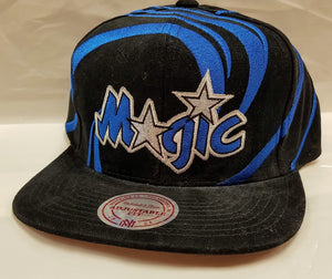 Mitchell & Ness Magic Hurricane Snapback