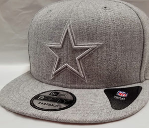 New Era Twisted Frame Dallas Cowboys Snapback