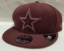 Load image into Gallery viewer, New Era Twisted Frame Dallas Cowboys Snapback