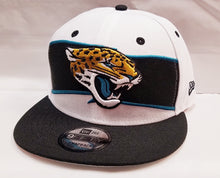 Load image into Gallery viewer, New Era Jaguars 2018 On Field Thanksgiving Snapback