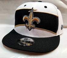 Load image into Gallery viewer, New Era Saints 2018 On Field Thanksgiving Snapback