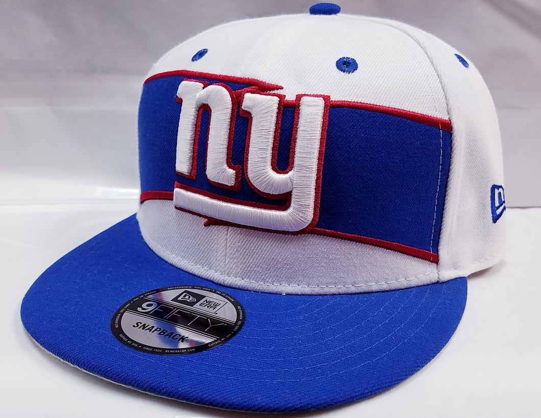 New Era NY Giants 2018 On Field Thanksgiving Snapback