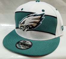 Load image into Gallery viewer, New Era Eagles 2018 On Field Thanksgiving Snapback