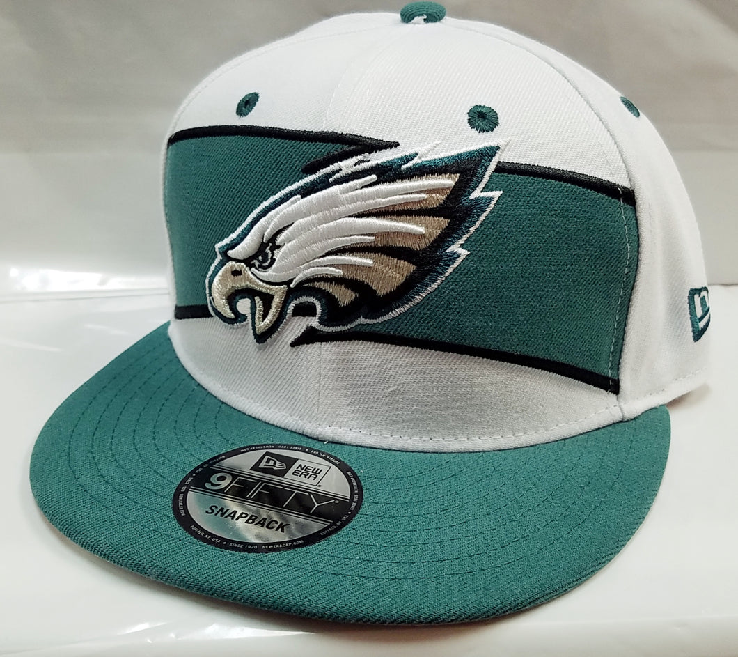 New Era Eagles 2018 On Field Thanksgiving Snapback