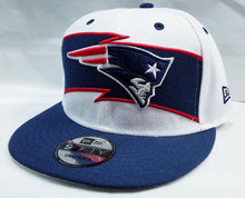 Load image into Gallery viewer, New Era Patriots 2018 On Field Thanksgiving Snapback