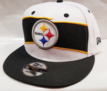 Load image into Gallery viewer, New Era Steelers 2018 On Field Thanksgiving Snapback