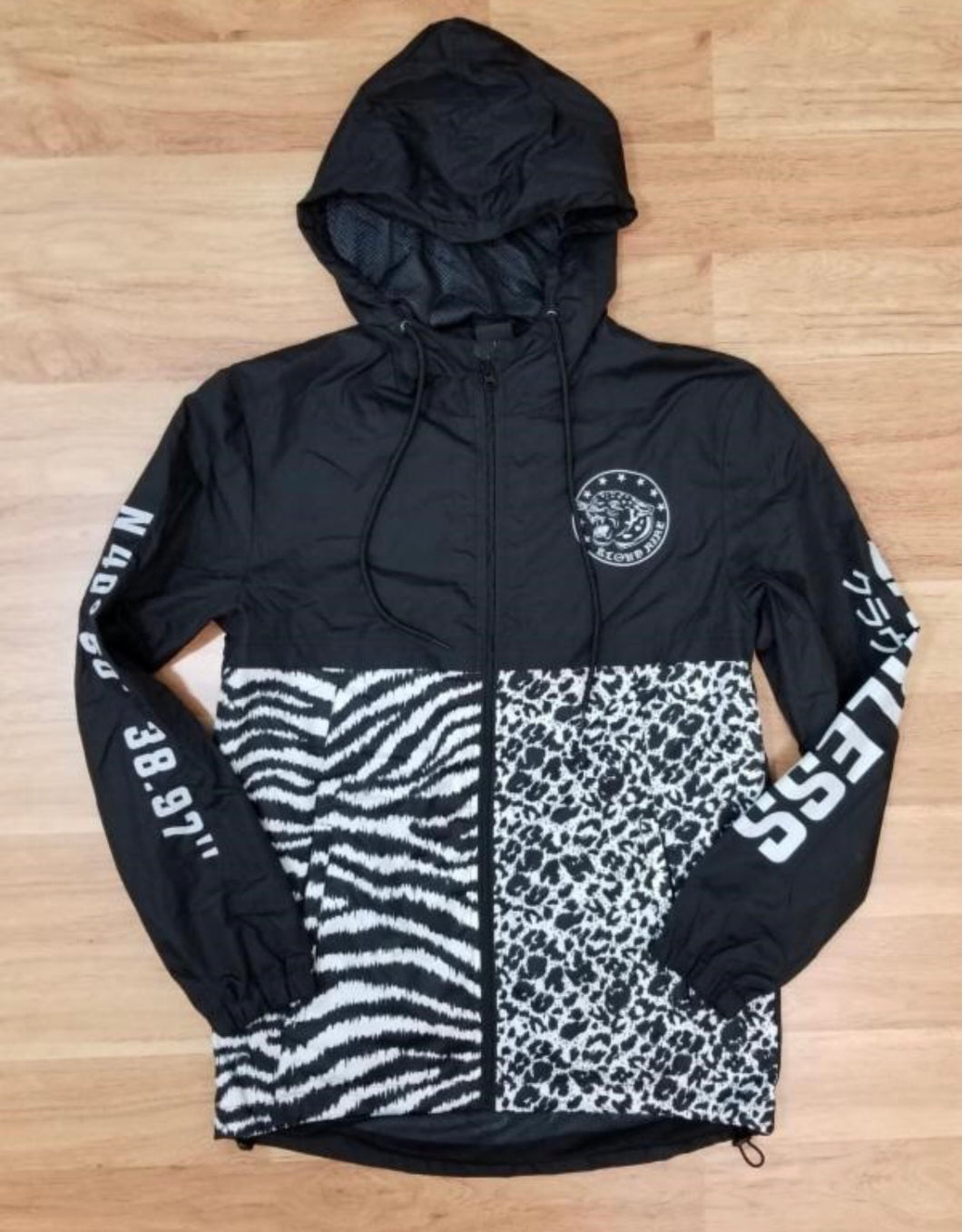 Kloud9 windbreaker Black