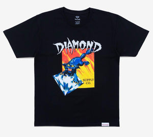 GREED TEE BLACK