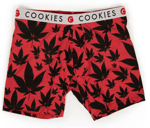 Men's Leaf Boxer Briefs