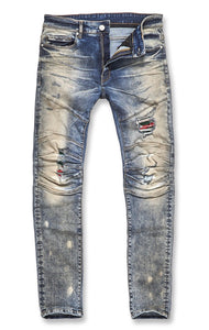 Jordan Craig AARON - ROMA MOTO DENIM (ANTIQUE)