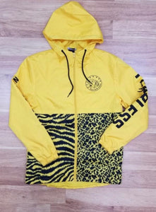 Kloud9 windbreaker yellow