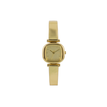 Load image into Gallery viewer, Moneypenny Metallic Gold Ladies Watch