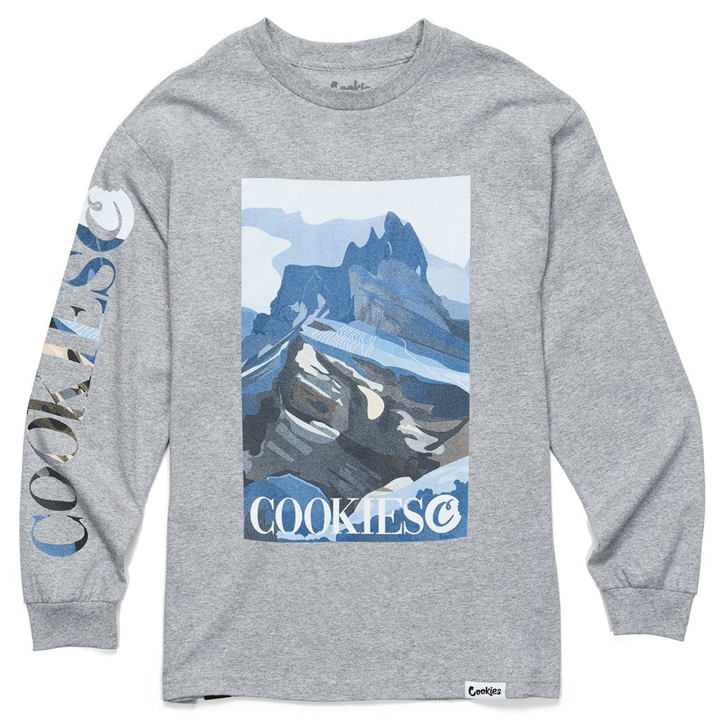 Outdoor Postcard L/s Tee
