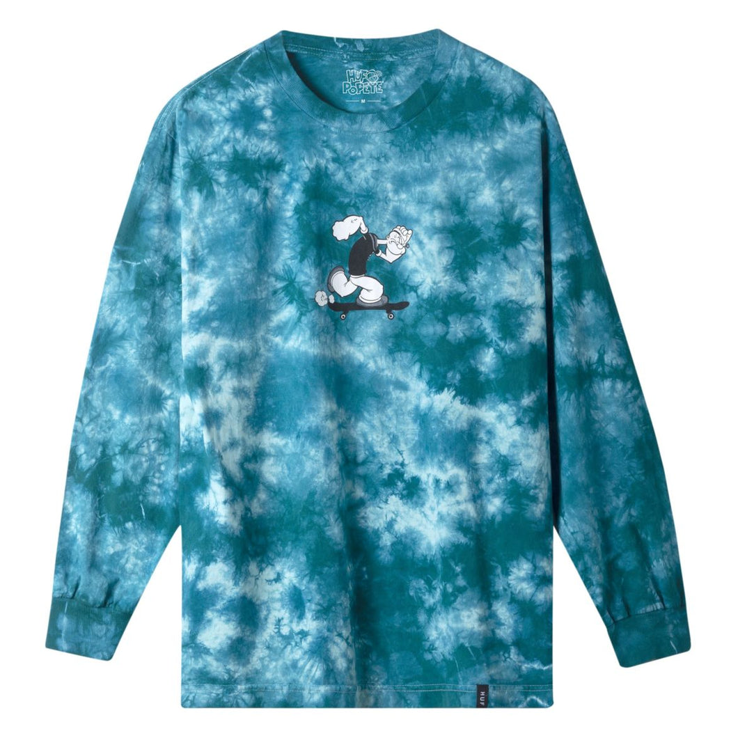 POPEYE SKATES LONG SLEEVE T-SHIRT