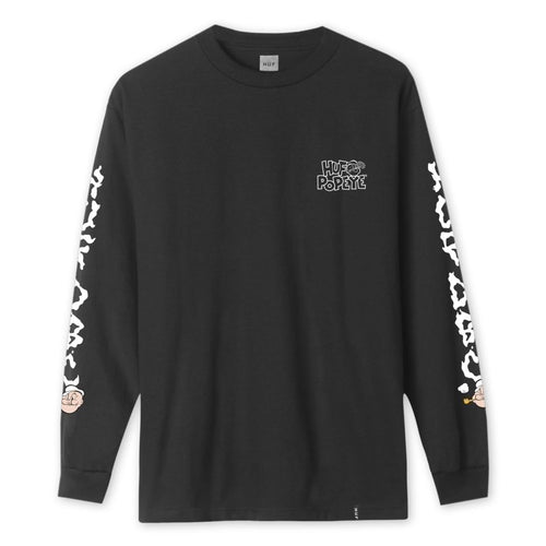 POPEYE SMOKESTACK LONG SLEEVE T-SHIRT