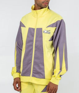 Pink Dolphin Rare Block Track Jacket