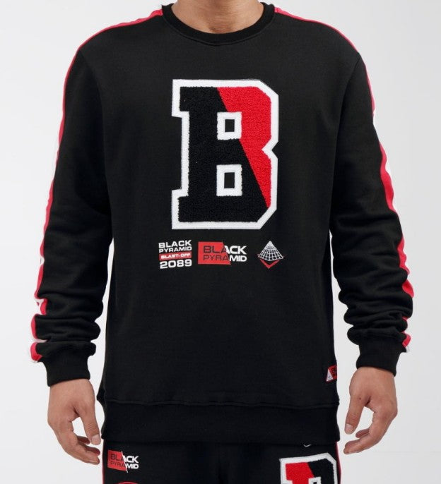Black Pyramid Blast Off Sweatshirt