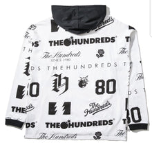Load image into Gallery viewer, The Hundreds Swap Longsleeve Hooded Knit