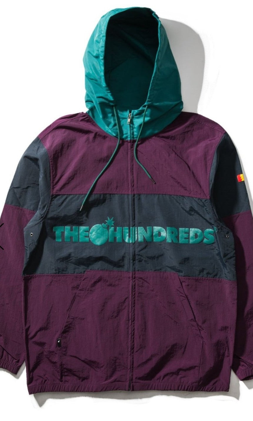 The Hundreds Port Jacket