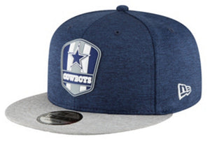 New Era NFL18 Dallas Cowboys ONF Sideline Snapback