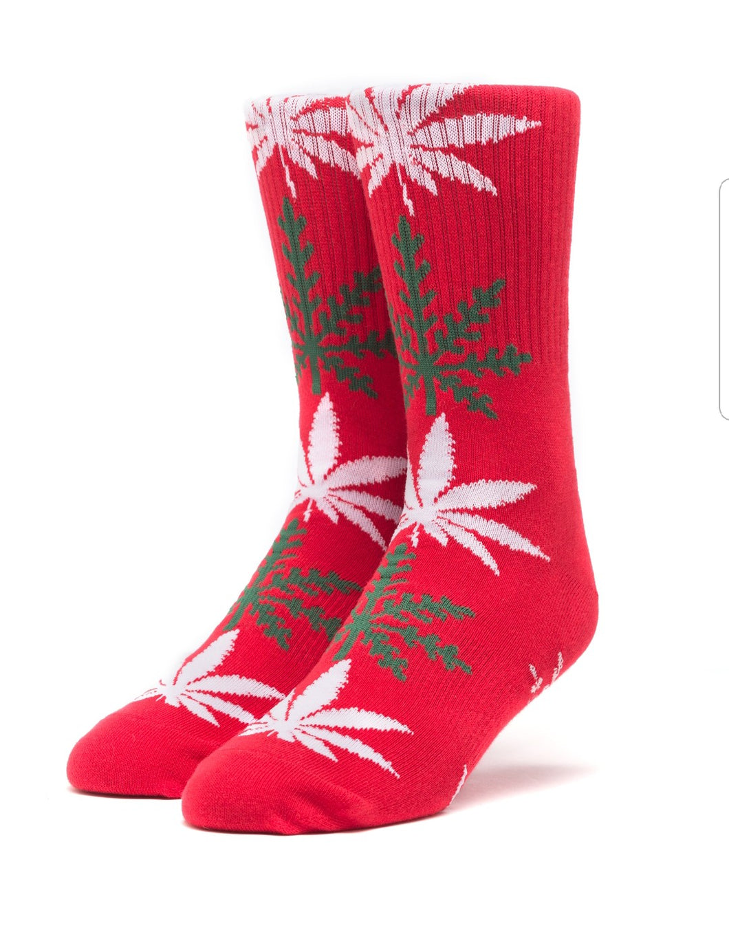 HUF Plantlife Glowflake Socks