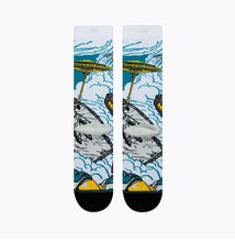Load image into Gallery viewer, Stance Warped Bobba Socks
