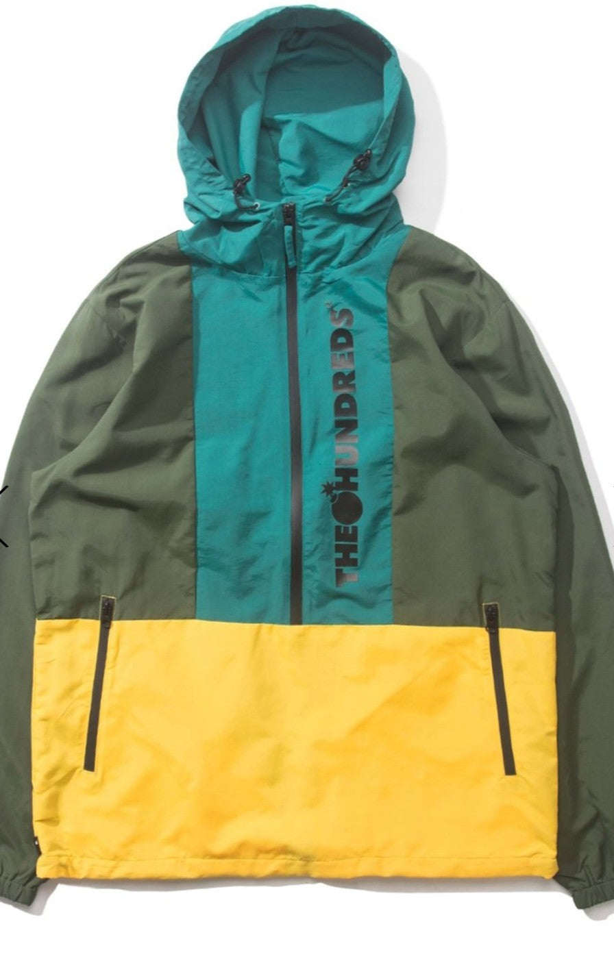 The Hundreds State Anorak