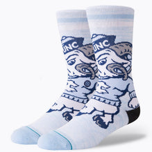 Load image into Gallery viewer, Stance Tarheel Character Socks