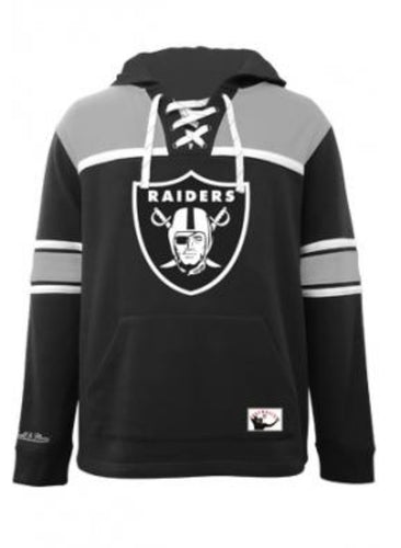 Mitchell & Ness Raiders Hockey Fleece Hoodie