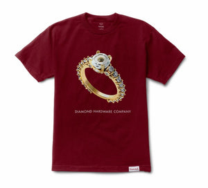 Diamond Supply Hardware Ring Tee