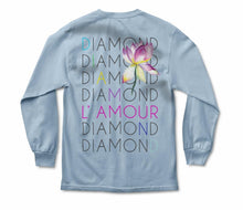 Load image into Gallery viewer, Diamond Supply L'amour Longsleeve Tee