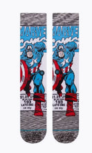 Load image into Gallery viewer, Stance  Captain America Comic Socks