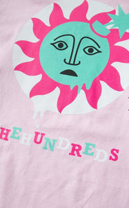 The Hundreds Global Warming Longsleeve Shirt (Pink)