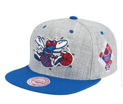 Mitchell & Ness The Score Snapback All-Star Charlotte Hornets