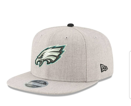 New Era Eagles Heather Hype 950 Snapback