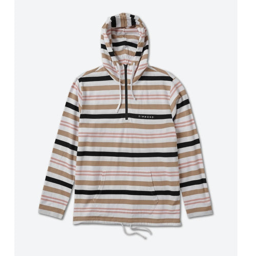 Diamond Supply Co Marquise Striped Hoodie