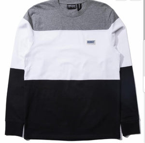 The Hundreds Foster Longsleeve Knit Tshirt
