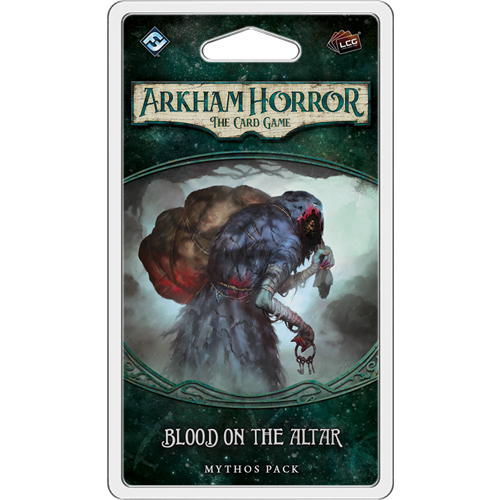 Arkham Horror LCG - Blood On The Altar Mythos Pack Card Game