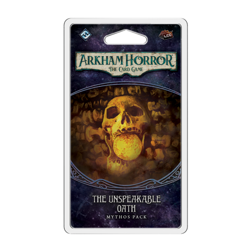 Arkham Horror LCG - The Unspeakable Oath Mythos Pack