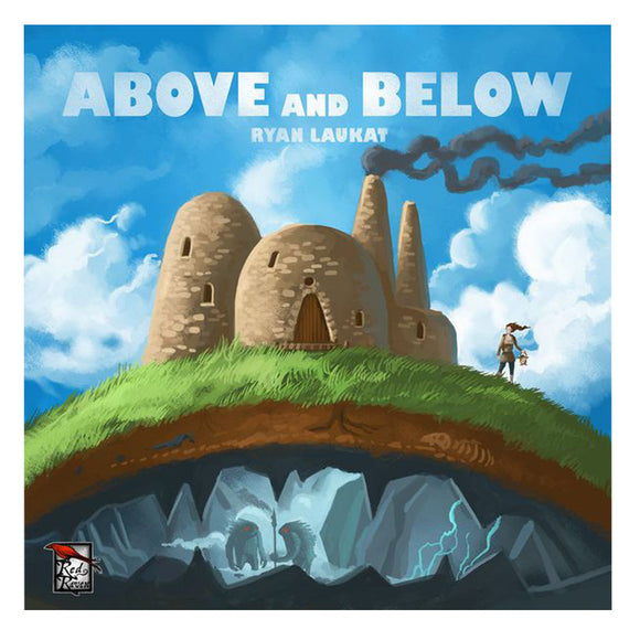 Above and Below Board Game by Red Raven Games