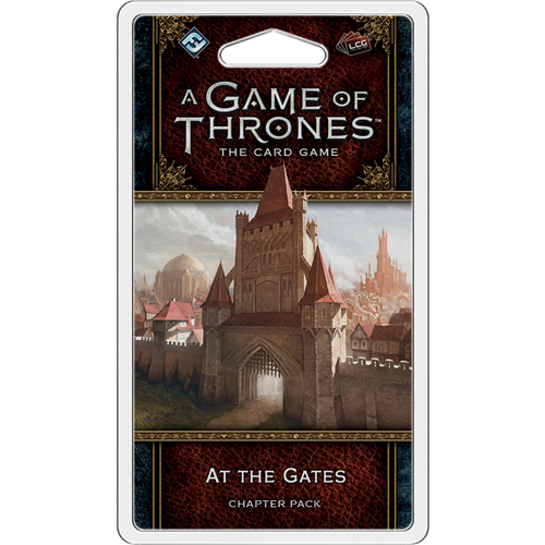 A Game of Thrones LCG - At The Gates Chapter Pack by FFG