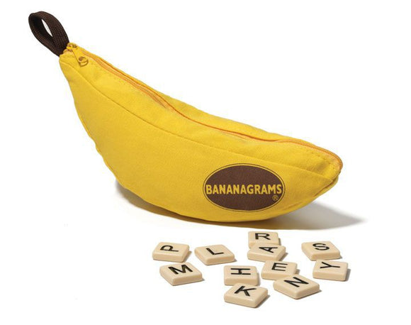 Bananagrams Tile Word Game