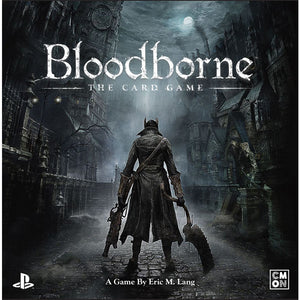 Bloodborne: The Card Game By CMON Ltd