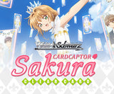 Weiss Schwarz - 4 x Card Captor Sakura Booster Box (20 Packs) + Promo Playmat