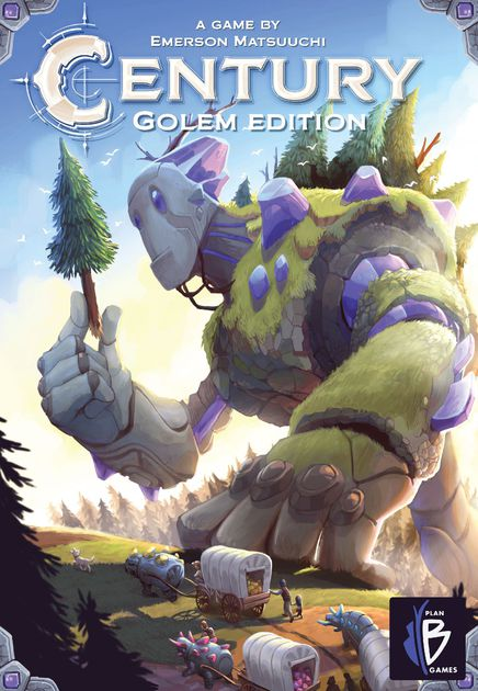 Century Golem Edition Board Game by Plan B Games