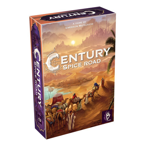 Century Spice Road Board Game by Plan B Games
