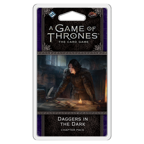 A Game of Thrones LCG - Daggers In The Dark Chapter Pack by FFG
