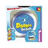 Dobble Beach Card Game by Asmodee