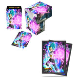 Ultra Pro Dragon Ball Super God Charge Vegeta Full-View Deck Box & Sleeves